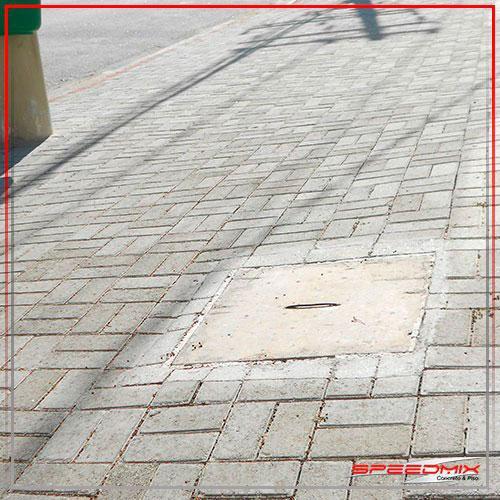 Adequação de calçadas