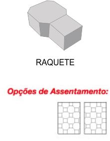 Piso Raquete