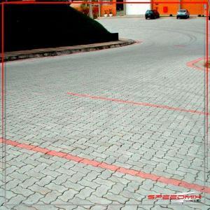 Colocação de piso intertravado sp
